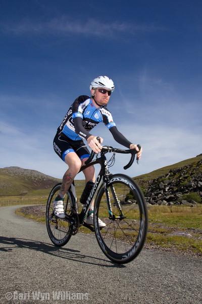 Gerallt Roberts - Cyclist