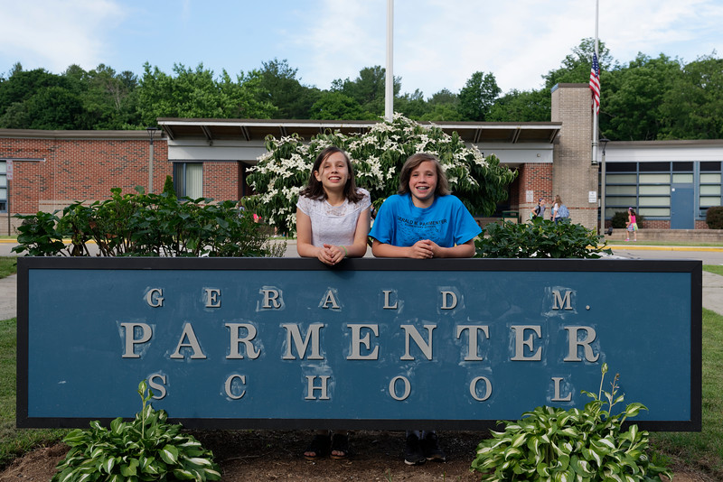 Last day at Parmenter Elementary School