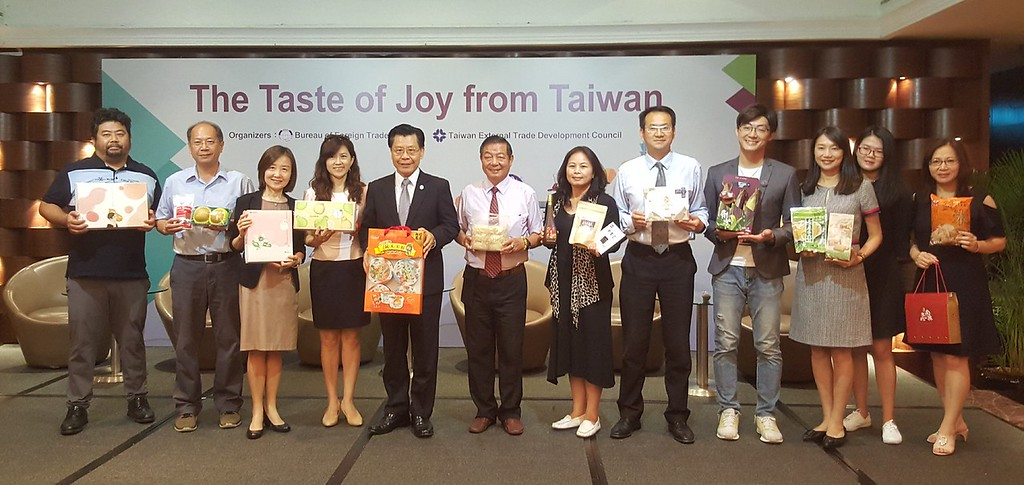 Taste of Joy Taiwn, Taiwan External Trade Development Council, TAITRA