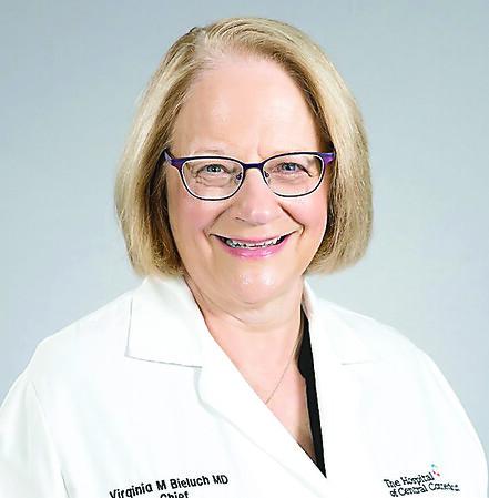 Virginia Bieluch, MD