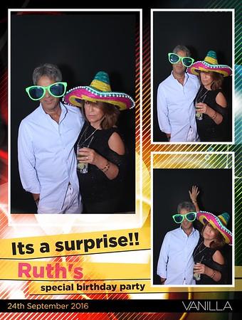 Ruth's 30th