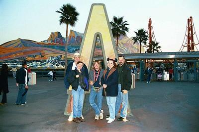 Disneyland 2002 Nov