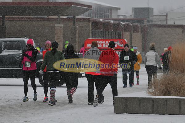 Pre-Race - 2013 Run Like the Dickens