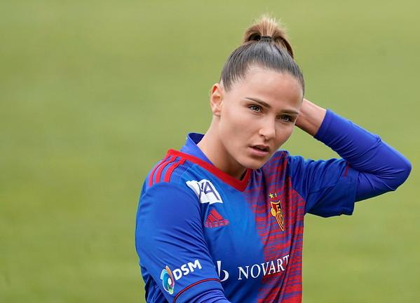 FC Basel 1893 Frauen - Grasshoppers ZH Frauen / 0:0 / 18. April 2021