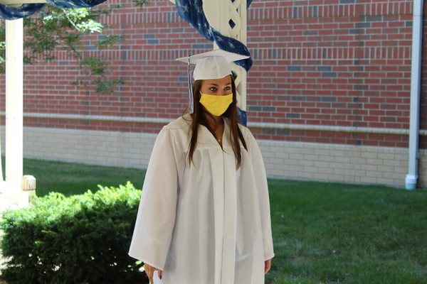 Boone Grove High School Graduation 2020