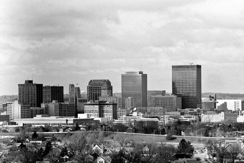 Dayton Skyline  Fujica STX 1