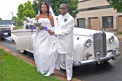 Facia and Jerome Wedding