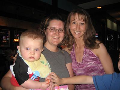 Rachael's Birthday at T.G.I.Fridays - June 11, 2007