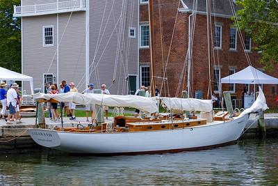 Mystic Seaport Annual Wooden Boat Show 2021