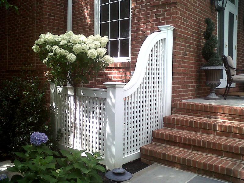 873 - NJ - Lattice at Stairs