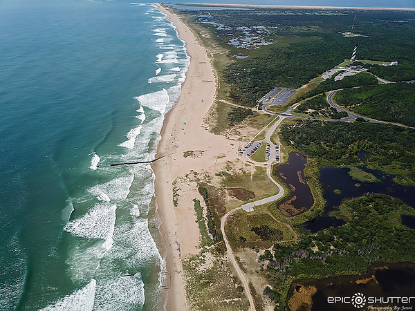 August 18, 2020 West Winds Waves,Cape Hatteras