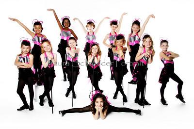 "River City Dance - ""Under The Big Top."""