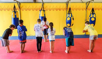Kids' Muay Thai Classes