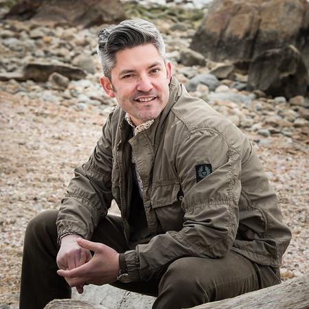 Author Headshots for Patrick Mondaca