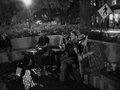 Oct in Savannah