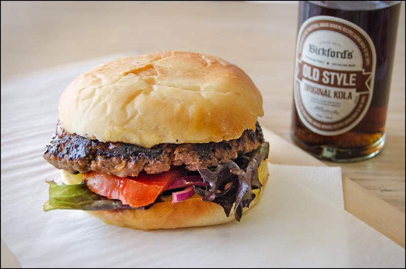 pOp Burger!