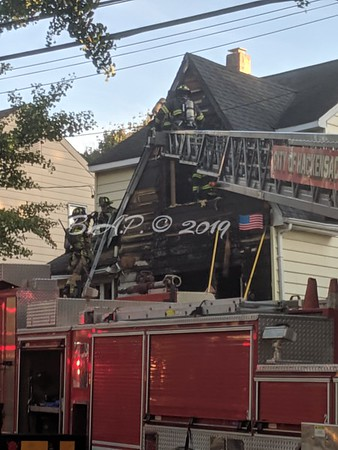 2 Alarm W/S/F the 500 Block of Martense Ave Teaneck NJ