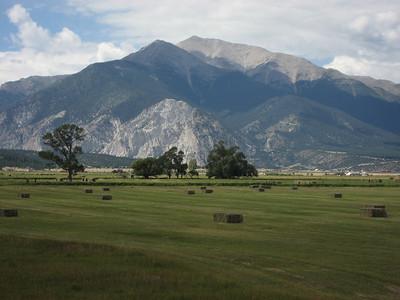 Buena Vista and Collegiate Peaks Area