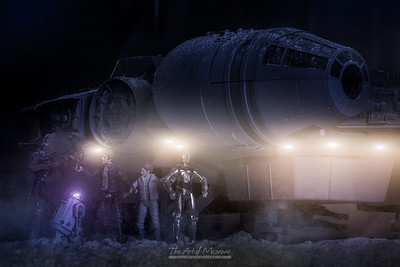 Toy Photography: Star Wars