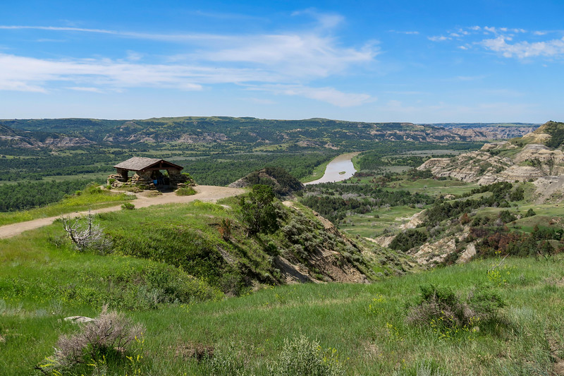 Theodore Roosevelt National Park - North Unit (7-11-19)