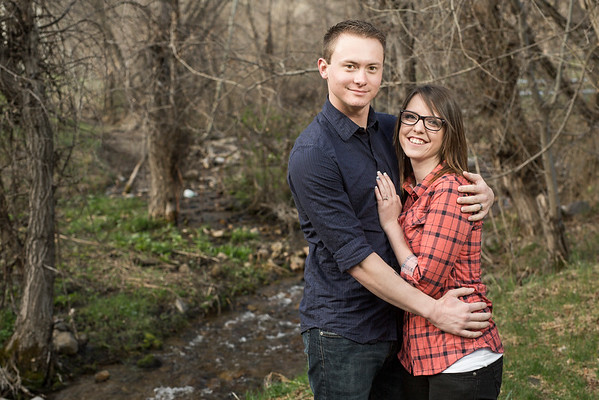 Engagements - Provo Canyon Big Spring Park