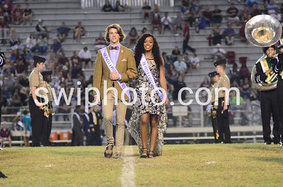 17-09-28 Homecoming Court and Candids