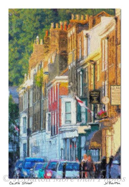 Castle Street, Dover UK