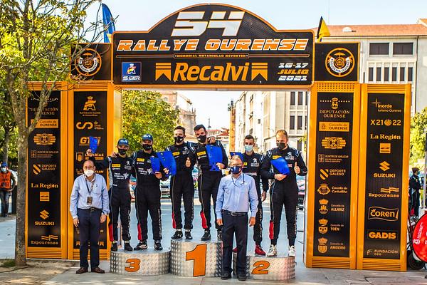 Rally de Ourense 2021
