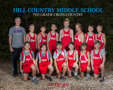 2019-20 Cross Country