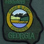 Georgia DNR Fisheries