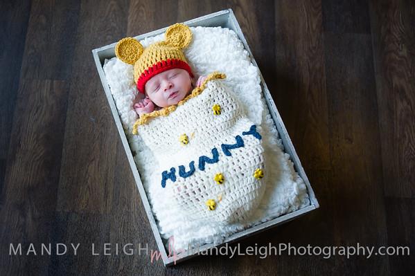 Jacob Allen Newborn Session