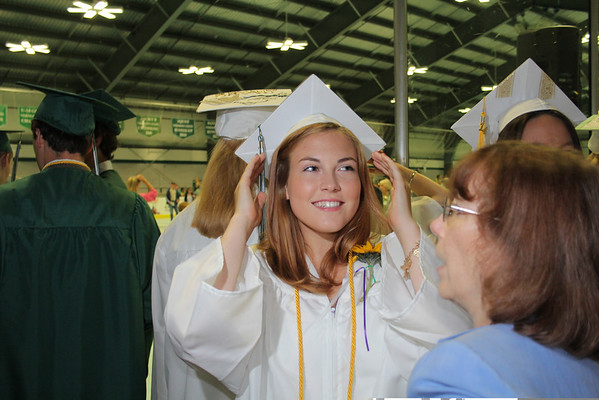 WUHS 2014 Graduation