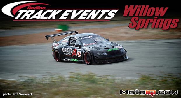 Redline Track Events