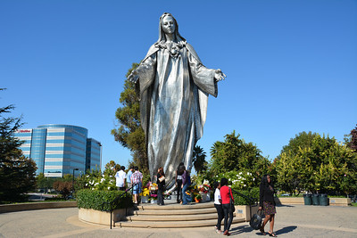 Our Lady of Peace Shrine, Santa Clara, California
