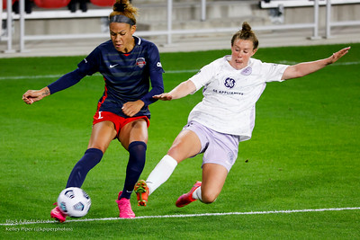 Washington Spirit v Racing Louisville FC (15 April 2021)