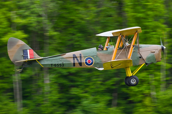 F-AZEI - De Havilland DH-82A Tiger Moth II