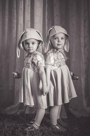 Maddie & Evie
