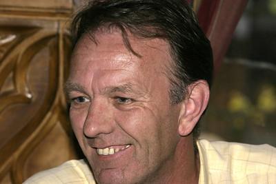 Piet, 25 jaar bij de baas