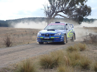 11 May 08 - Rally of Canberra SS16 and Service Park