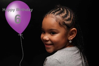 Makayla 6th Birthday