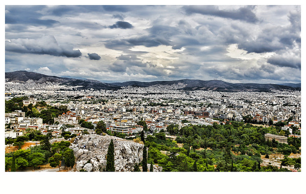Acropolis of Athens 希臘 = 神話