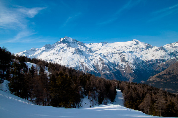 Ski Megève 2011