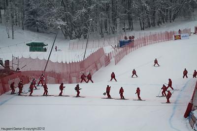 FIS World Cup - Chamonix, France - Feb. 3-5, 2012