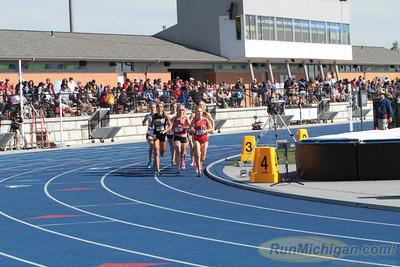 1500M Prelims, Women - 2014 NCAA II Outdoor T&F Championships