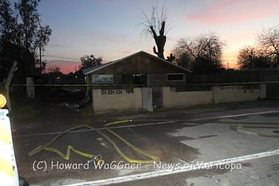 MCG Abandoned House Fire 3-26-2019
