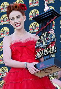 Viva Las Vegas Pin Up Contest 2014