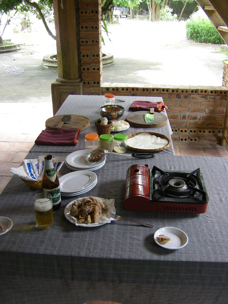Vietnamese cooking class in Dry Halong Bay (3)