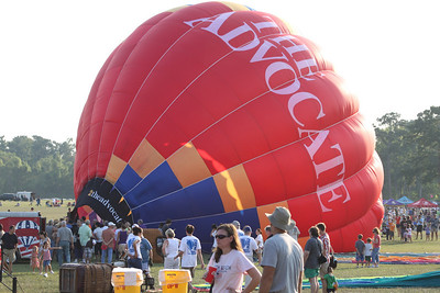 2009 Louisiana Balloon Championships