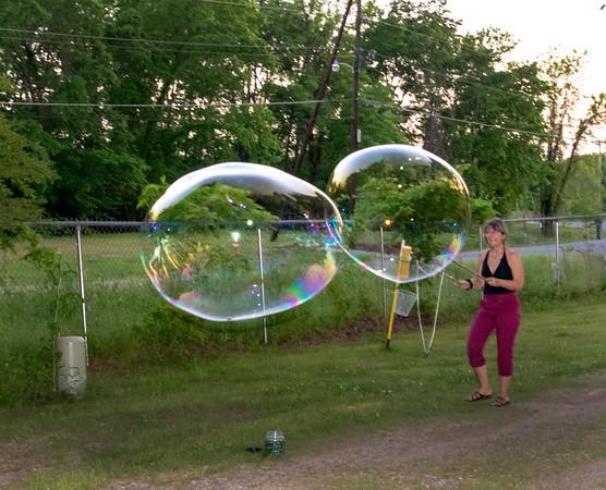 RV Park Bubble Blowers