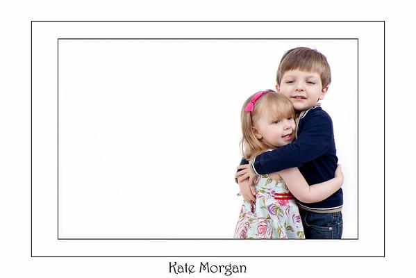 The Blackshaw & Joubert Kids with Kate Morgan